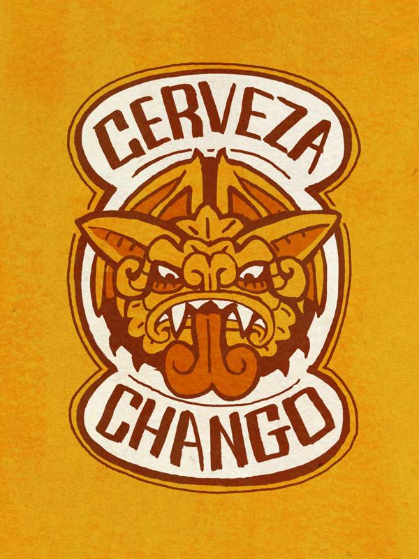 Cerveza Chango logo
