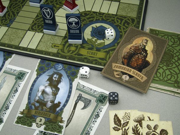 Blackbriar Boardgame