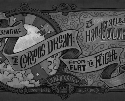 Title Card Flat To Flight