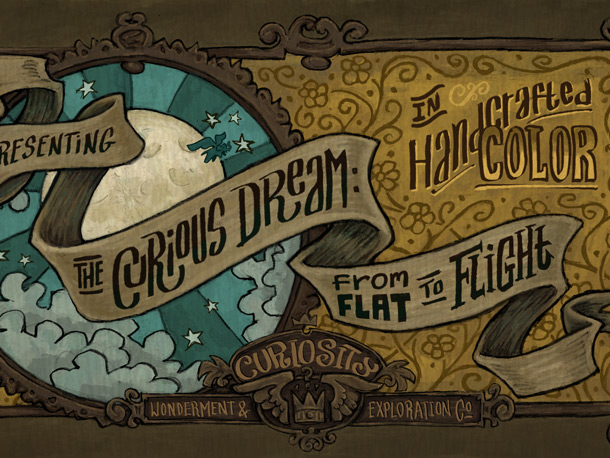 Title Card Flat To Flight