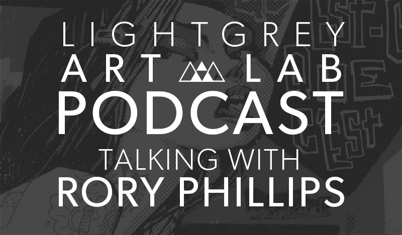 Light Grey Art Lab Podcast