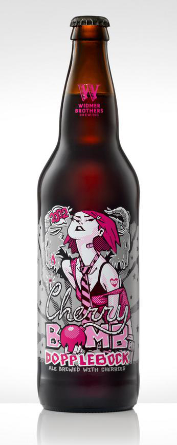 cherry bomb bottle