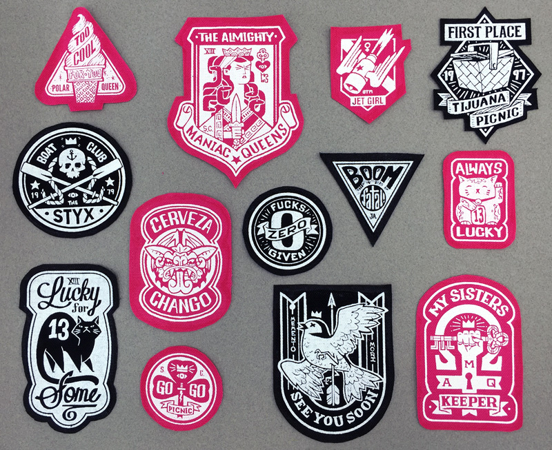 Badass Patch Kit