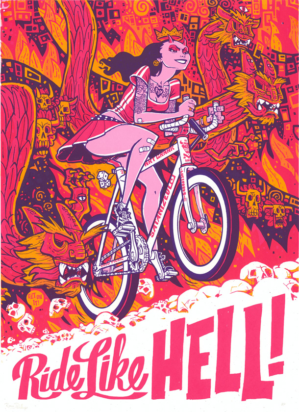 Ride Like Hell 2nd Edition