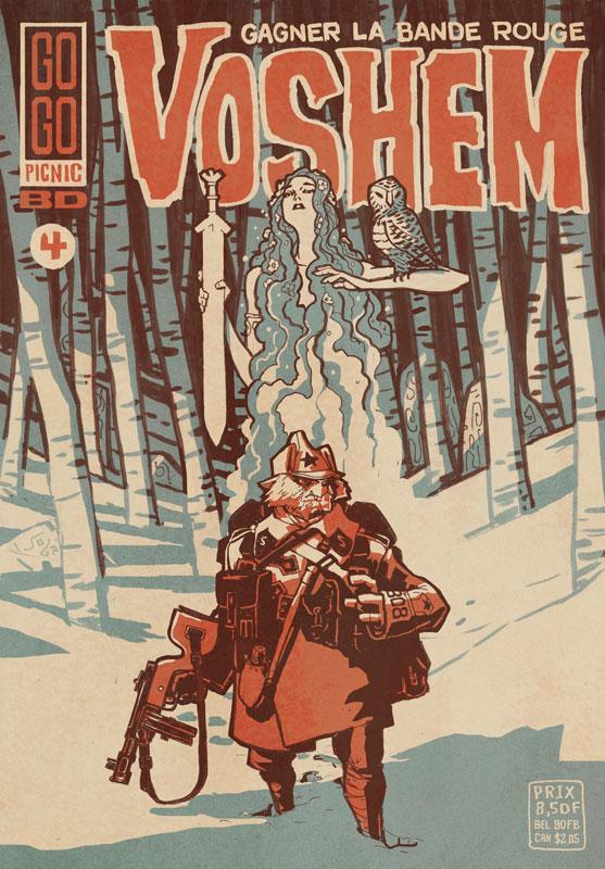 1001 Knights Voshem