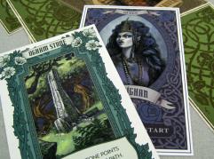 Blackbriar Board Game Cards